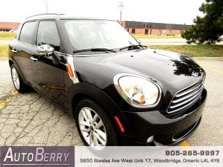Used 2012 MINI Cooper Countryman 1.6L - 6 Speed for sale in Woodbridge, ON