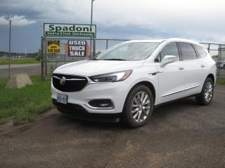Used 2019 Buick Enclave Essence for sale in Thunder Bay, ON