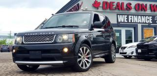 Used 2013 Land Rover Range Rover Sport SC Autobiography for sale in Oakville, ON