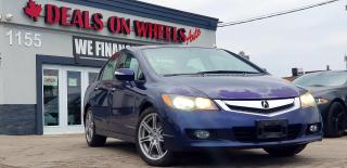 Used 2010 Acura CSX Tech Pkg for sale in Oakville, ON