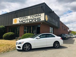 Used 2016 Mercedes-Benz C-Class C300 AMG PKG for sale in North York, ON