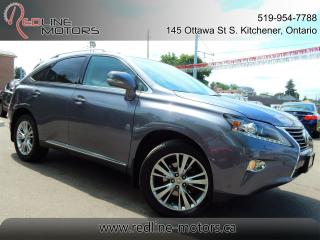 Used 2014 Lexus RX 350 LUXURY ***PENDING SALE*** for sale in Kitchener, ON