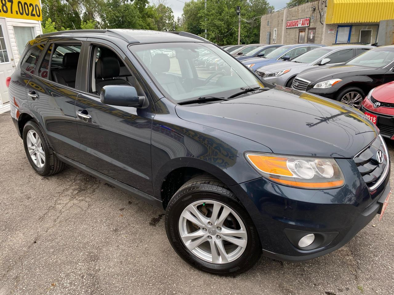 used 2010 hyundai santa fe limited for sale in scarborough, ontario carpages.ca