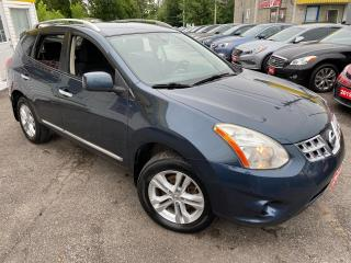 Used 2013 Nissan Rogue SV/ AWD/ CAM/ PWR GROUP/ ALLOYS/ TINTED/ BLUETOOTH for sale in Scarborough, ON