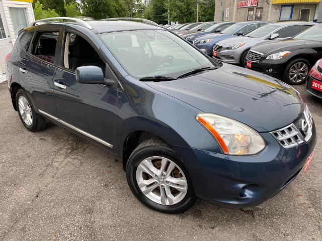 2013 Nissan Rogue SV/ AWD/ CAM/ PWR GROUP/ ALLOYS/ TINTED/ BLUETOOTH