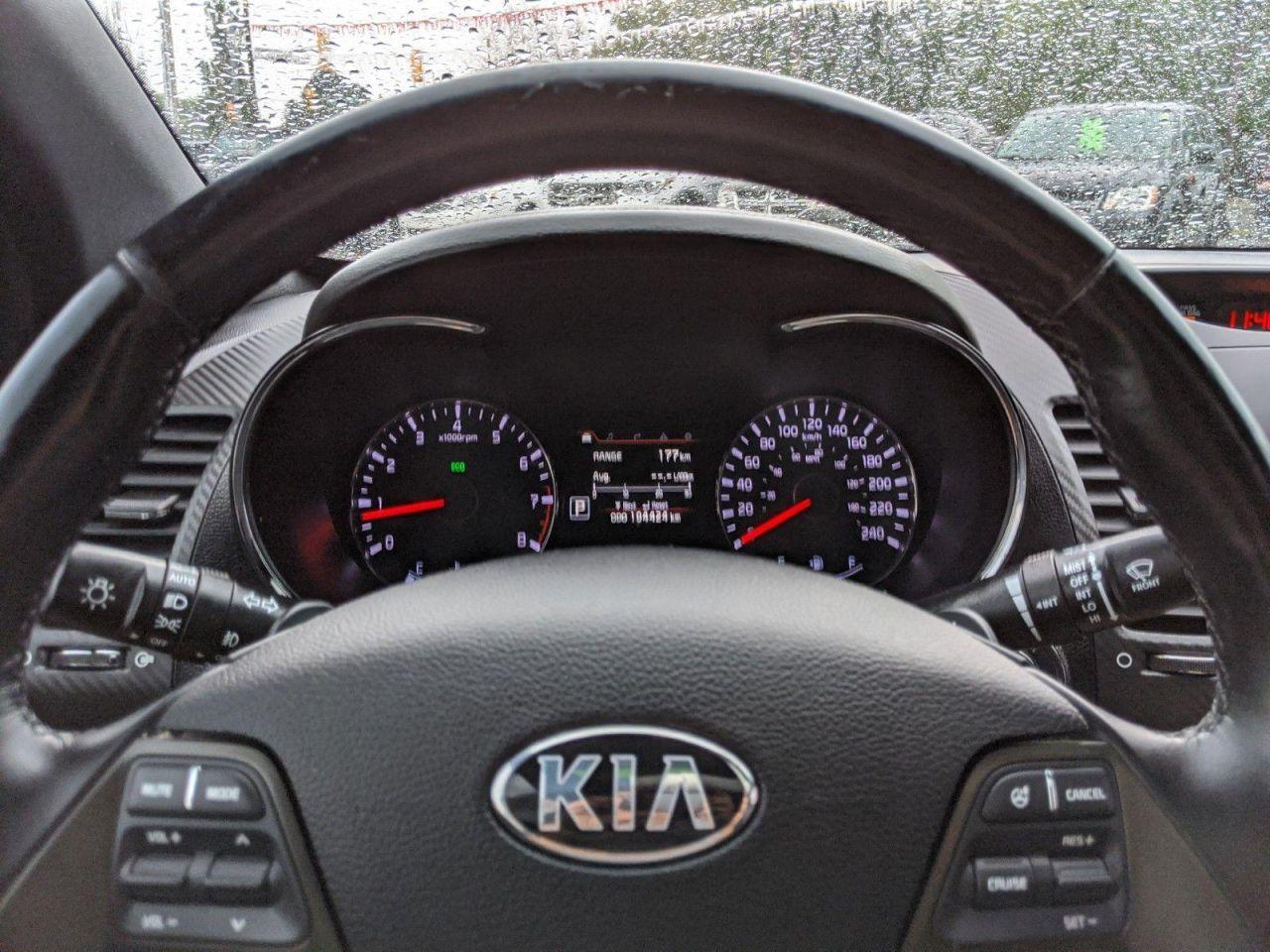 2014 Kia Forte Koup