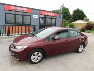 Used 2013 Honda Civic LX | Cruise | Bluetooth for sale in St. Thomas, ON