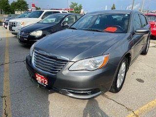 Used 2012 Chrysler 200 Touring for sale in Burlington, ON