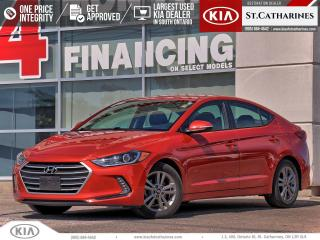 Used 2017 Hyundai Elantra GL | Blindspot Alert | Android Auto | HTD Steering for sale in St Catharines, ON