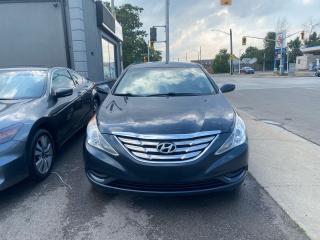 Used 2012 Hyundai Sonata **GL** for sale in Hamilton, ON