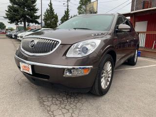 Used 2008 Buick Enclave CXL for sale in North York, ON