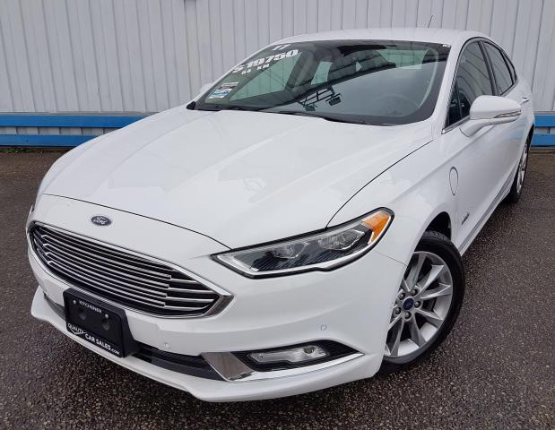 2017 Ford Fusion *LEATHER-NAVIGATION*