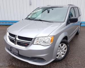 Used 2017 Dodge Grand Caravan SXT *STOW N GO* for sale in Kitchener, ON