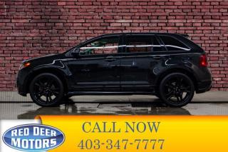 Used 2014 Ford Edge AWD Sport Leather Roof Nav BCam for sale in Red Deer, AB