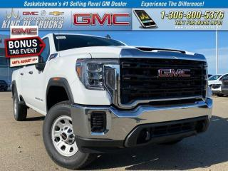 New 2020 GMC Sierra 2500 HD Base for sale in Rosetown, SK