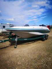 Used 2006 TAHOE 215 DECK BOAT for sale in North Battleford, SK