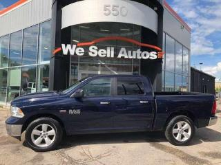 Used 2016 RAM 1500 SLT 4x4 Crew Cab 140.0 in. WB for sale in Winnipeg, MB