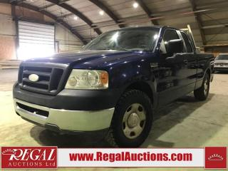 Used 2008 Ford F-150 XLT 4D SUPERCAB 2WD for sale in Calgary, AB