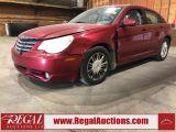Photo of Red 2007 Chrysler Sebring