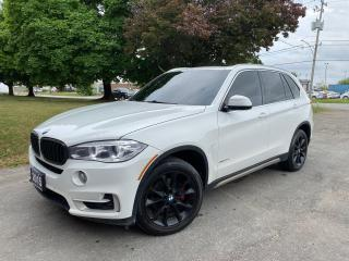 Used 2015 BMW X5 xDrive35d/PanoRoof/Navi/Diesel/ for sale in Brampton, ON