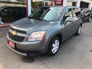 Used 2012 Chevrolet Orlando 1LT for sale in Hamilton, ON