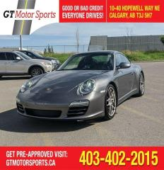 Used 2009 Porsche 911 Carrera 4S for sale in Calgary, AB