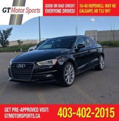 Used 2015 Audi A3 2.0T Premium Plus for sale in Calgary, AB