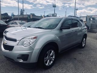Used 2012 Chevrolet Equinox ,certified ,LS for sale in Scarborough, ON
