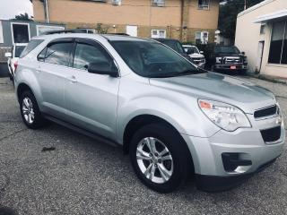 Used 2012 Chevrolet Equinox LS,Certified,no accident for sale in Scarborough, ON