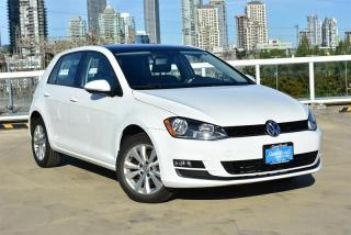 Used 2017 Volkswagen Golf 5-Dr 1.8T Comfortline 6sp at w/Tip for sale in Burnaby, BC