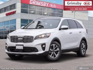 New 2020 Kia Sorento EX+ V6 AWD|NAV|LEATHER|UVO|360 CAM|HARMON/KARDON for sale in Grimsby, ON