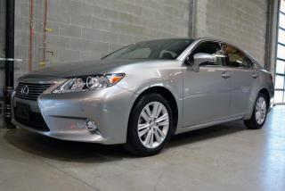 Used 2015 Lexus ES 350 Touring Package for sale in Vancouver, BC