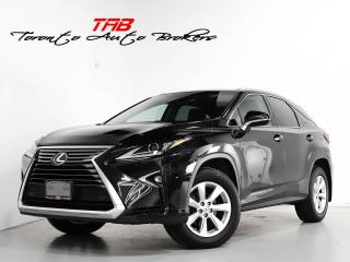 Used 2016 Lexus RX 350 350 I SUNROOF I CAM I 1-OWNER I CLEAN CARFAX for sale in Vaughan, ON