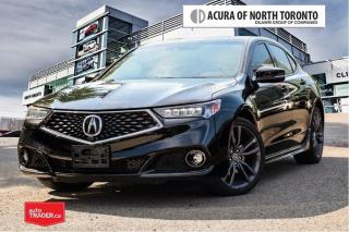 Used 2018 Acura TLX 3.5L SH-AWD w/Elite Pkg A-Spec No Accident| 360 Ca for sale in Thornhill, ON