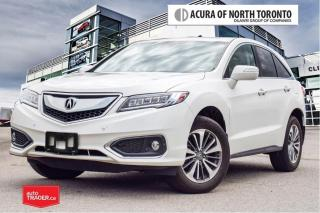 Used 2017 Acura RDX Elite at No Accident| Remote Start|New Brakes and for sale in Thornhill, ON