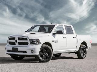 New 2020 RAM 1500 Classic NIGHT | WHEEL & SOUND | HEMI | SPORT HOOD & MORE!! for sale in Milton, ON