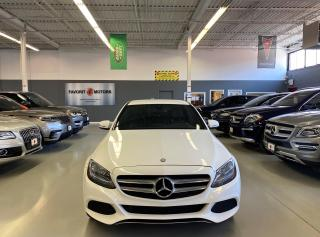 Used 2016 Mercedes-Benz C-Class C300|4MATIC|LEATHER|ALLOYS|HEATED SEATS|SAFETYTECH for sale in North York, ON