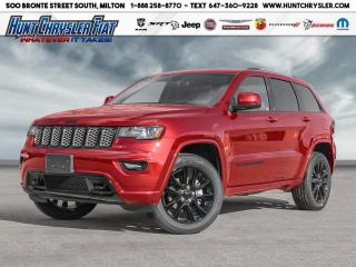New 2020 Jeep Grand Cherokee ALTITUDE | TOW | SUN | ALPINE & MORE!!! for sale in Milton, ON