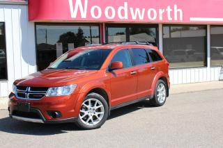 Used 2014 Dodge Journey R/T for sale in Kenton, MB