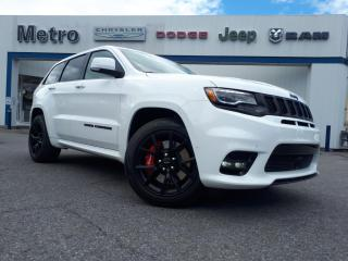 New 2020 Jeep Grand Cherokee SRT for sale in Ottawa, ON