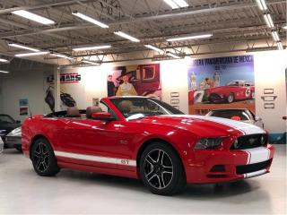Used 2014 Ford Mustang GT Premium for sale in Paris, ON