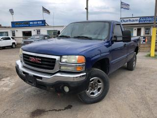 Used 2004 GMC Sierra 1500 SL for sale in Whitby, ON