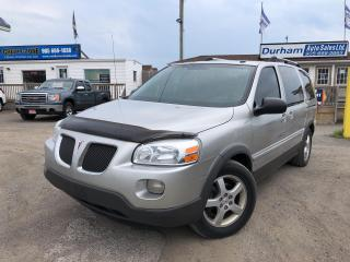 Used 2009 Pontiac Montana Sv6 w/1SC for sale in Whitby, ON