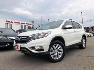 Used 2016 Honda CR-V EX-L Leather - sunroof - Alloy for sale in Mississauga, ON