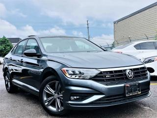 Used 2019 Volkswagen Jetta R LINE|SUNROOF|HEATED SEATS|REAR VIEW|APPLE CARPLAY! for sale in Brampton, ON