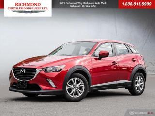 Used 2017 Mazda CX-3 GS for sale in Richmond, BC