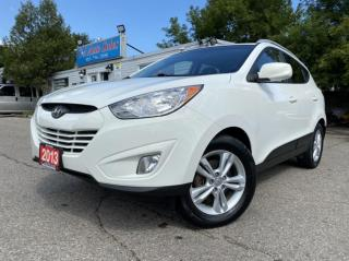 Used 2013 Hyundai Tucson AWD 4dr I4 Auto BACK UP CAM*ACCIDENT FREE for sale in Brampton, ON
