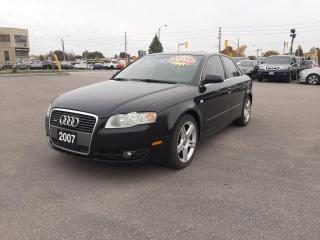 Used 2007 Audi A4 4dr Sdn 2.0T quattro for sale in Scarborough, ON