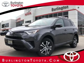 Used 2016 Toyota RAV4 LE for sale in Burlington, ON