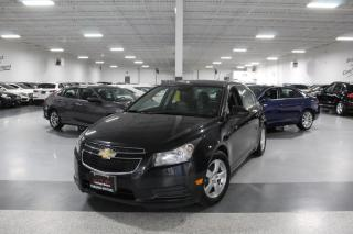 Used 2013 Chevrolet Cruze LT I NO ACCIDENTS I LEATHER I HEATED SEATS I KEYLESS ENTRY for sale in Mississauga, ON